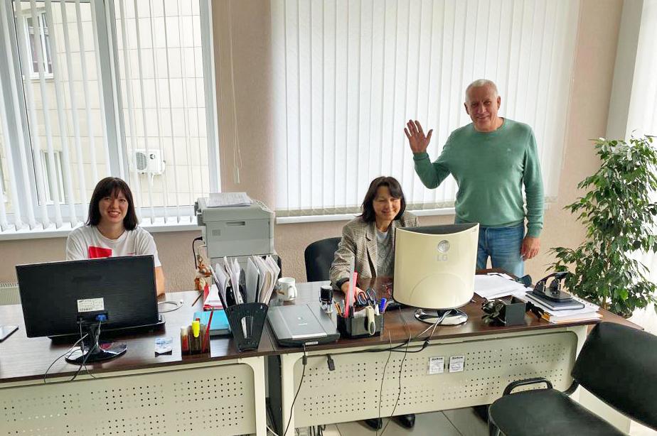 Знакомьтесь: наш филиал в Воронеже