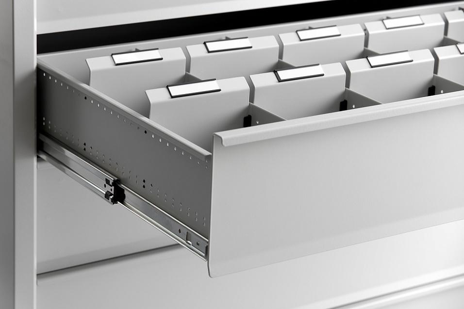 Картотеки и файловые шкафы ДиКом