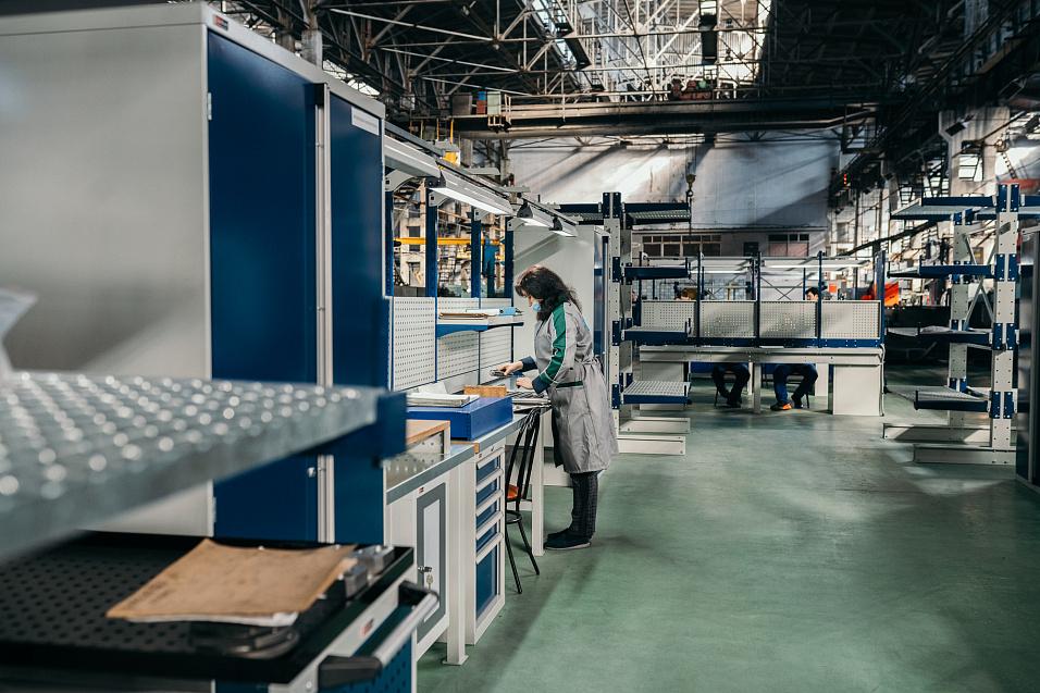Сотрудничество со станкостроительным заводом «Саста»
